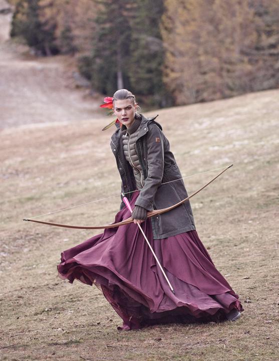THE PIONEER – Lucie Von Alten | D la REPUBBLICA