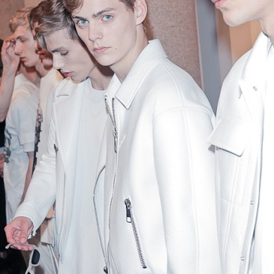 daniele mari - neil barrett 2014 official backstage