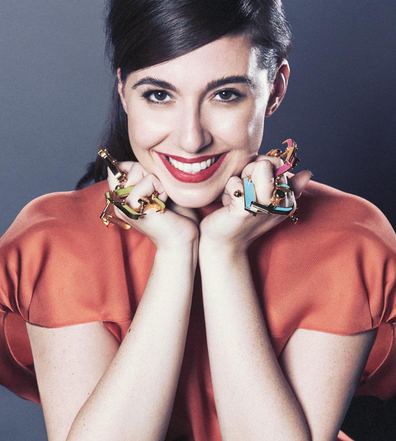 Paula Cademartori Official Portraits 2014