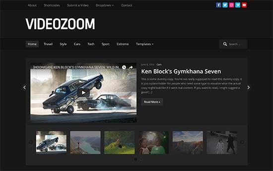 Videozoom