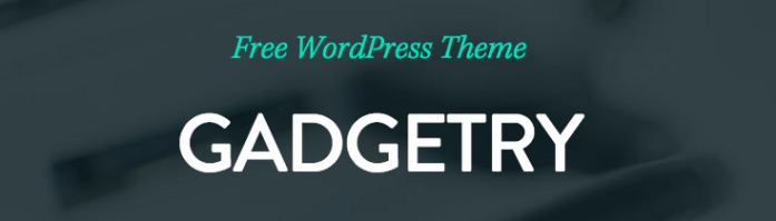 gadgetry-theme
