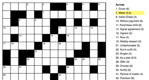 C307_Crossword