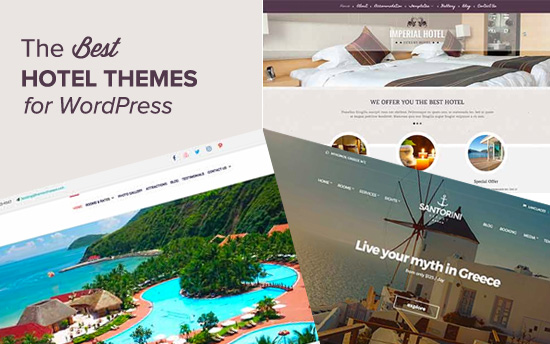 Best WordPress Hotel Themes