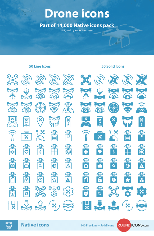 Freebie_DroneIcons_Preview