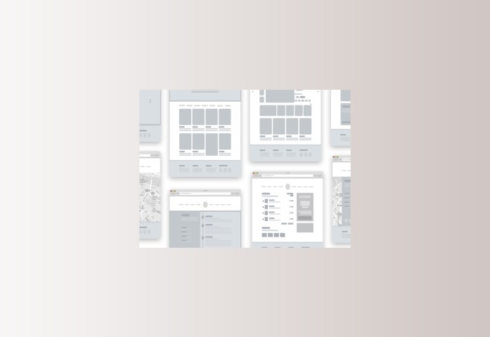 Simple Shapes Wireframe for Sketch