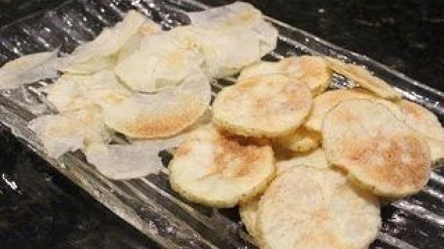 Microwave Potato Chips (Crisps)