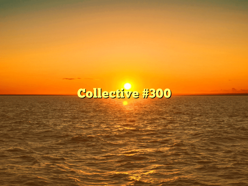 Collective #300