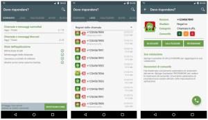 Bloccare le chiamate su telefoni Android