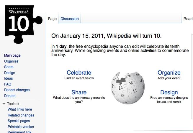 Wikipedia, compleanno e obiettivo raggiunto: rimarrà senza pubblicità
