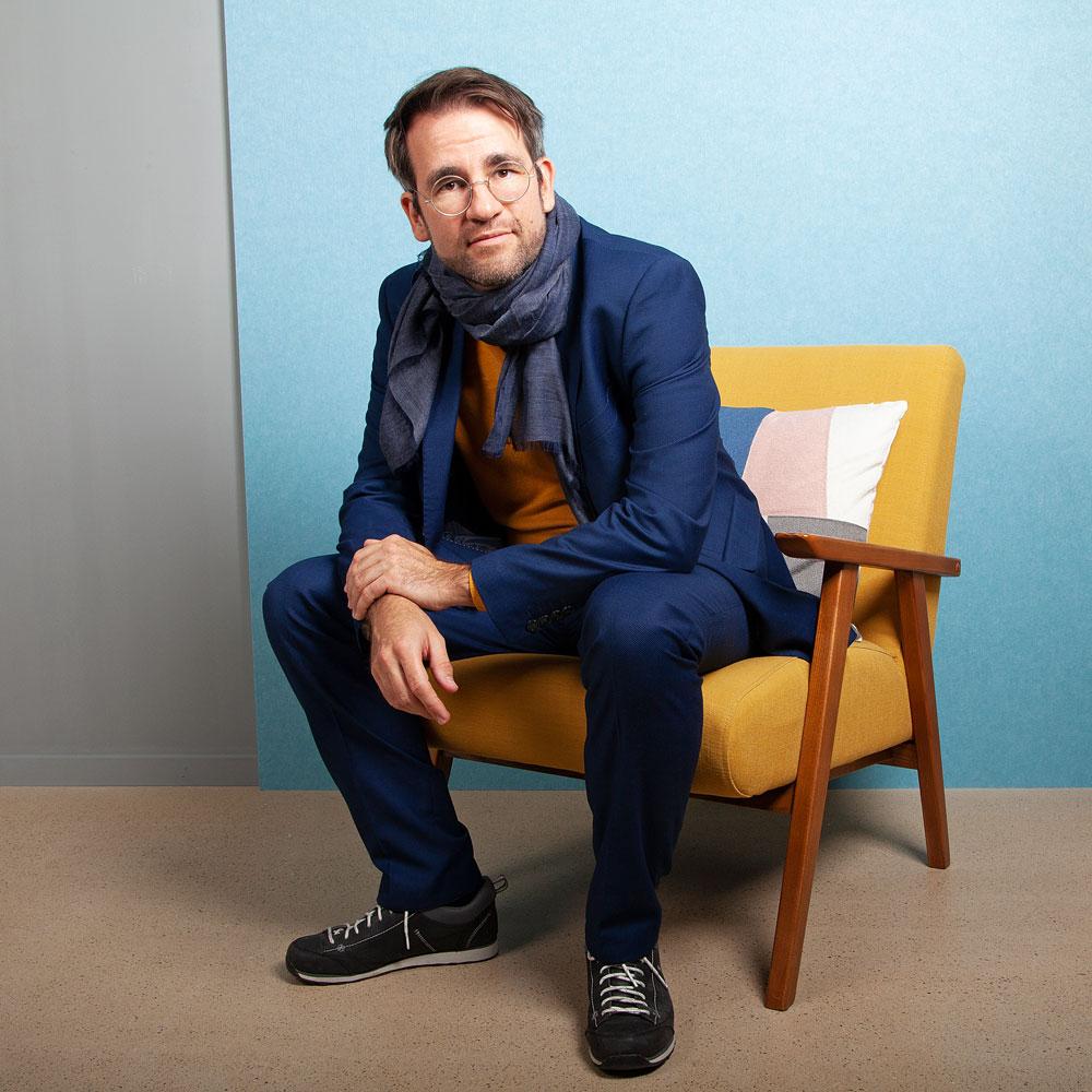 Daniel Fehr, Schriftsteller und Spielautor