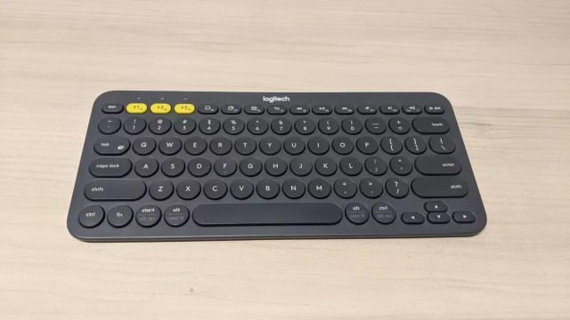 teclado logitech k380
