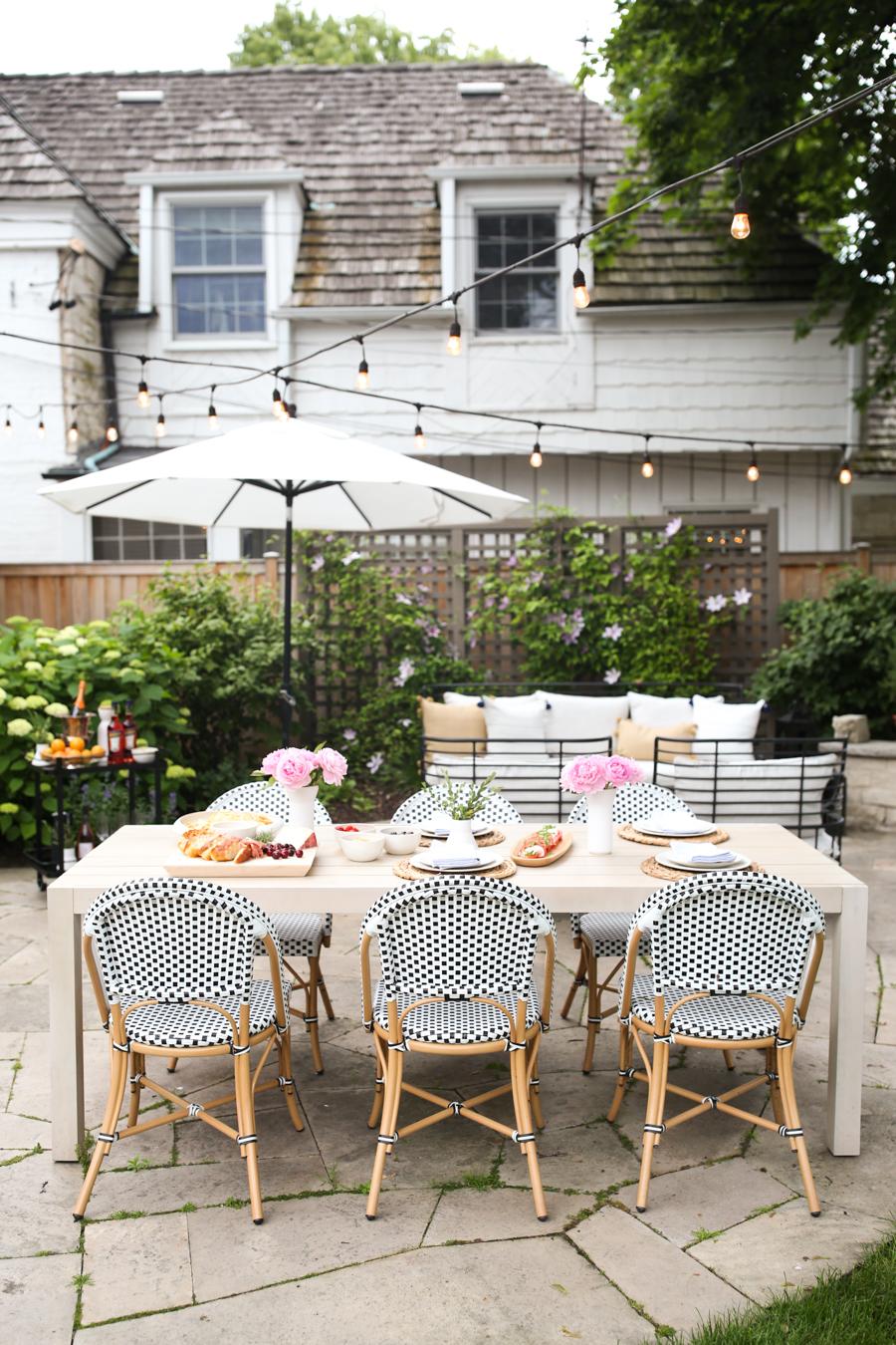 outdoor furniture and decor essentials