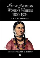 Native American Women's Writing 1800-1924