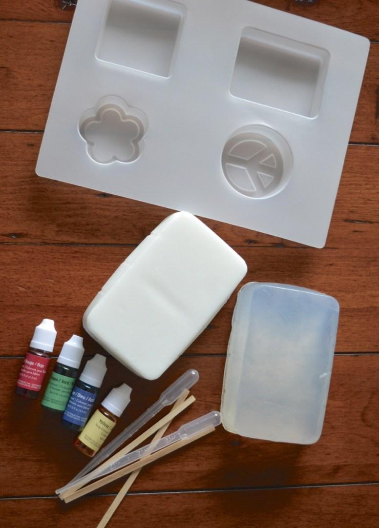 Art Minds Soap Making Kit Supplies