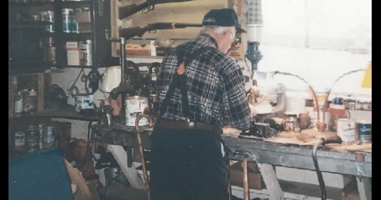 Grandpa's Workshop