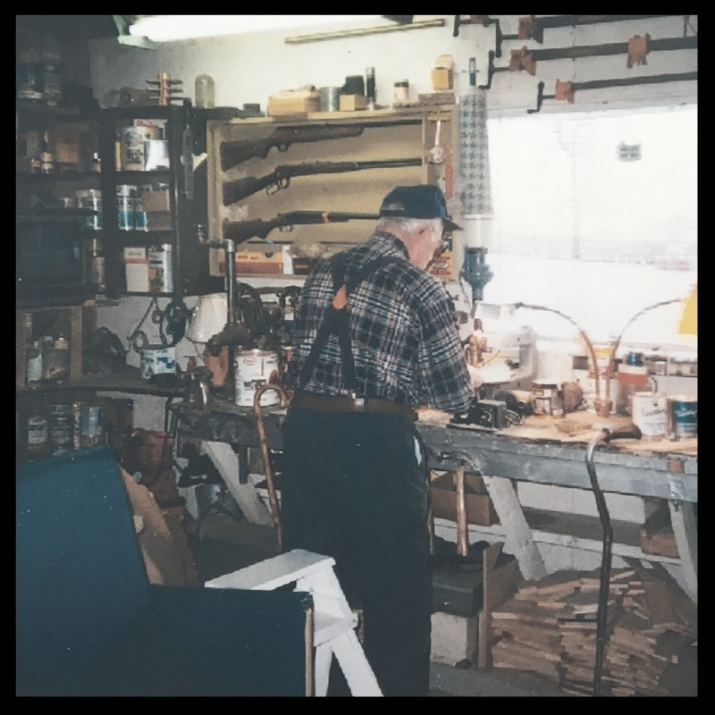 Grandpa's Workshop/ daniellekaren.com