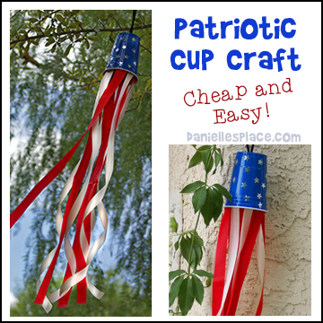10 awesomely easy 4th of july crafts for kids adults for Americana crafts to make