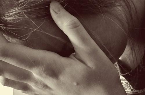 depressie?, gedicht harten