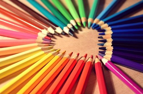 kleuren voor volwassenen