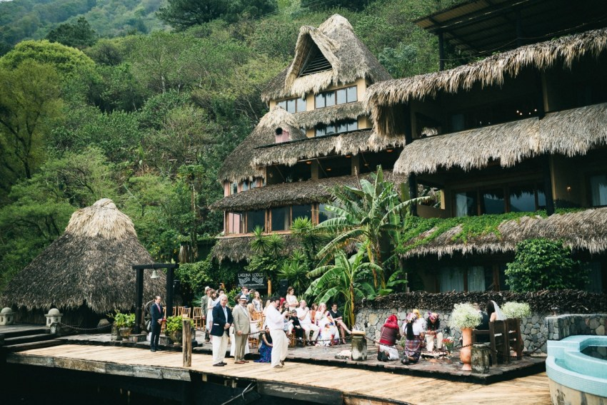 Wedding Photographer Lake Atitlan