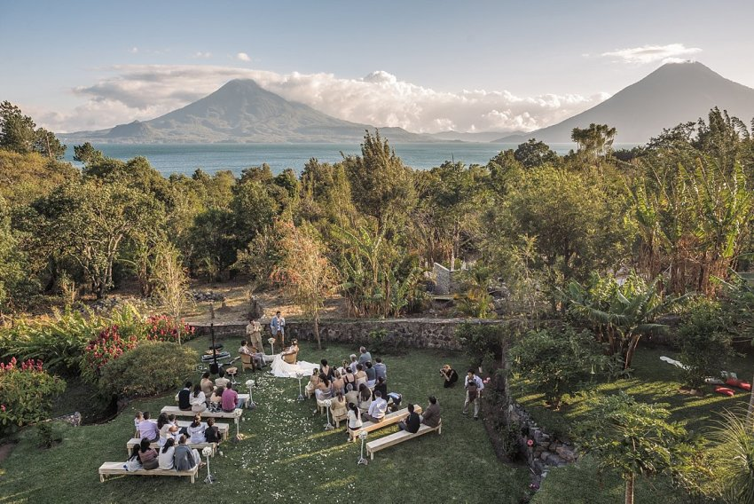 Wedding Photographer Lake Atitlan Guatemala
