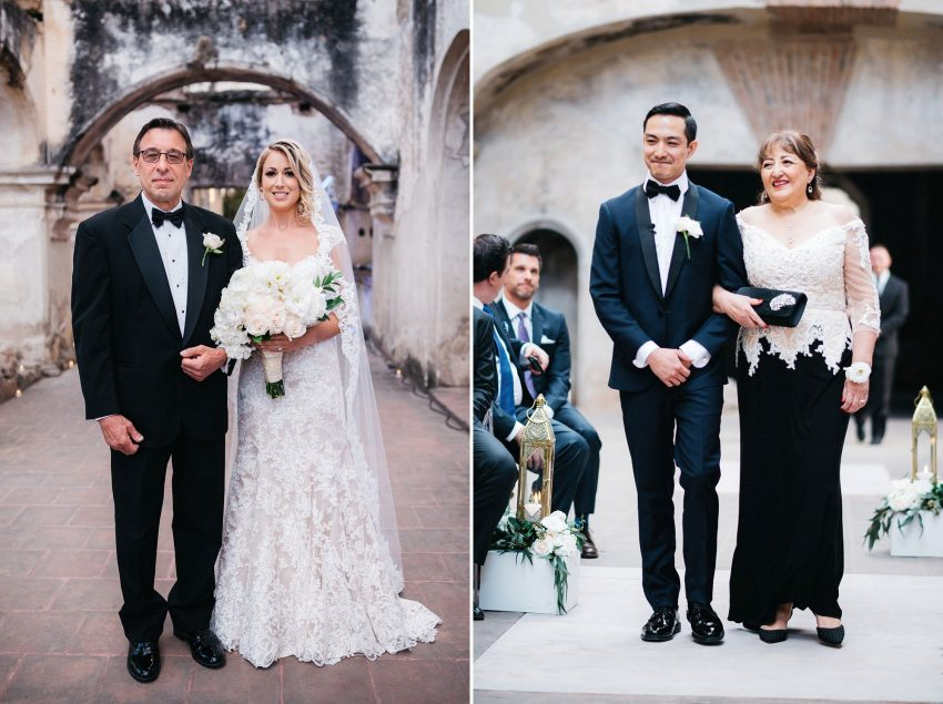 Wedding Santa Clara Antigua Guatemala 140