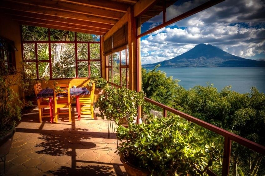 House Rental Lake Atitlan