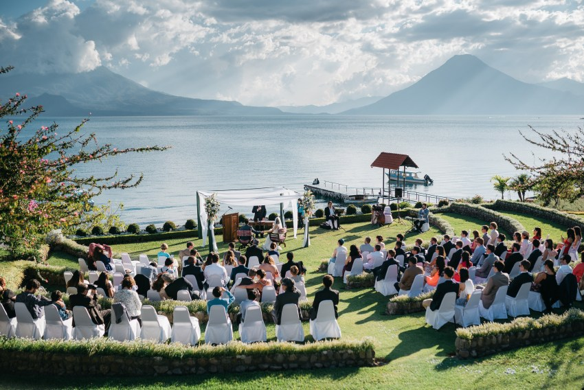 Wedding Venues on Lake Atitlan Guatemala 03