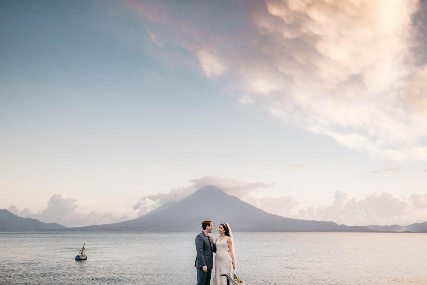 Wedding Venues on Lake Atitlan Guatemala