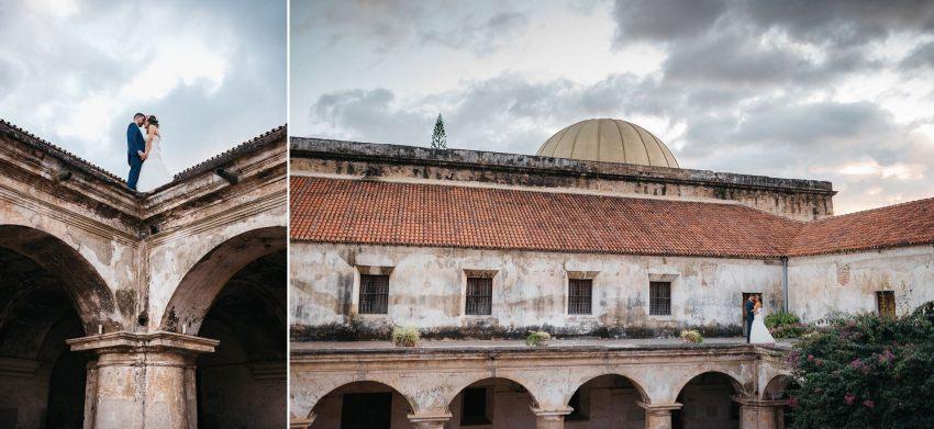 Ruinas Convento Capuchinas