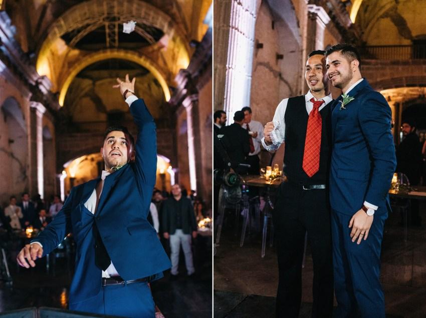 fiesta boda capuchinas guatemala
