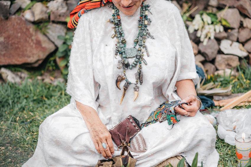 Mayan Shaman Guatemala