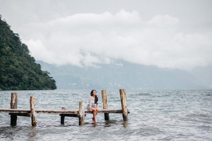 Portrait Session Lake Atitlan