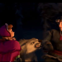 Frozen Trailer!
