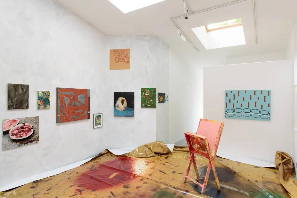 In this soup we swim – Kingsgate Project Space, London – Daniel Pettitt