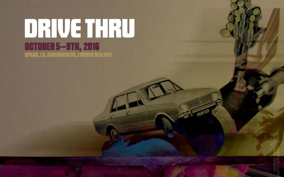 DRIVE THRU - Q PARK - Cavendish Square - London