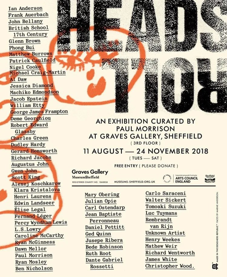 Heads Roll poster