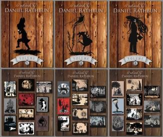 Postcard Boxes: Volumes 1-3