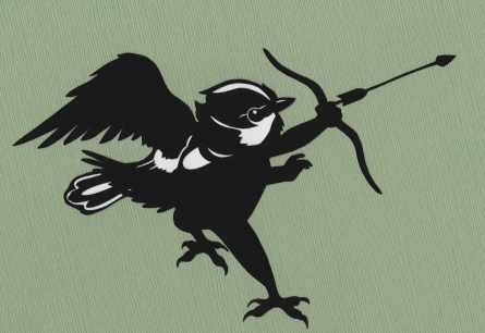 I, said the Sparrow