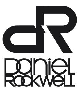 DANIEL ROCKWELL LOGO NEW VERTICAL