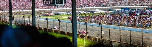Travel Photography Project: 2015 Indianapolis 500