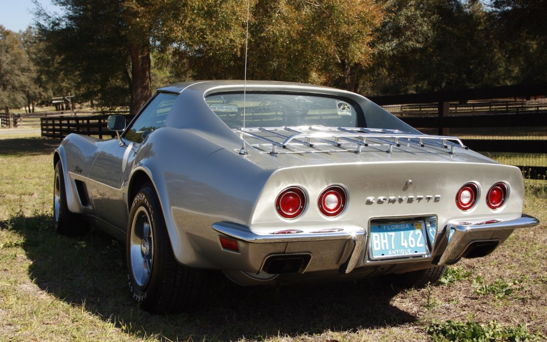 1973 Chevrolet Corvette Stingray for Sale