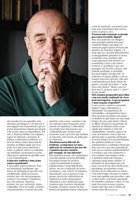 Entrevista Visão - Página 4