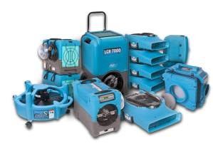 Restoration and Remediation Tools - Jim Daniels Carpet Care