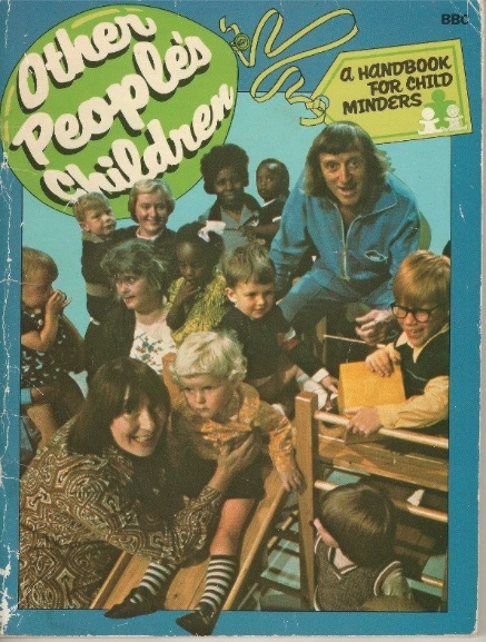 "I wonder how much this is worth now? ""Other peoples Children with Jimmy Saville - a child minders guide…"""