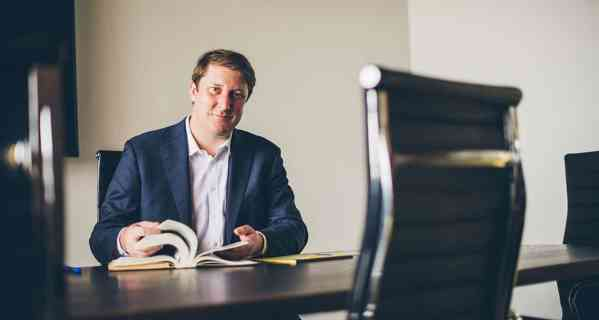 Fayetteville Lawyer Erik Danielson