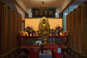 Prayer Room at Kek Lok Si Temple