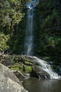 Erskine Falls inland from Great Ocean Road