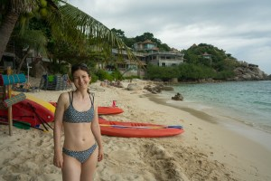 Ready for a Swim on Koh Tao