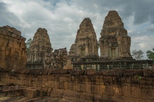 East Mebon in Angkor